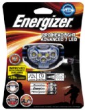 Energizer Advanced 7 LED Pro Headlight Headtorch 631638